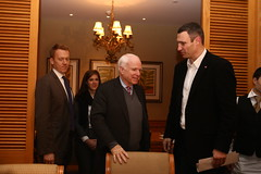 Senator McCain in Kyiv, Dec. 14, 2013 (usembassykyiv) Tags: senator ukraine kyiv mccain maidan usembassy klitchko vakarchuk yatsenyuk euromaidan tyagnybok