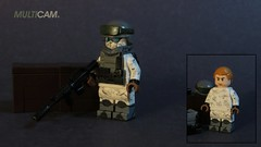 Alpine Multicam Operator (Tomcat Bobcat) Tags: winter soldier army war pattern lego cam military alpine operator multi variant multicam brickarms 0p3r8r