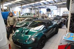 DSC_9180 (kek szakallu) Tags: france cars lotus racing savoie isère