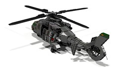 Light Utility Helicopter (3) (Corvin Stichert) Tags: light army chopper force lift lego aircraft military air transport navy utility helicopter medium marines troop helo tactical vision:mountain=0754 vision:outdoor=0952