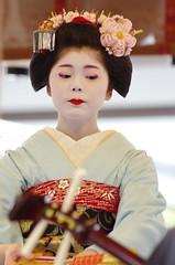 IMGP0832 (kaerugekkogeko) Tags: kyoto maiko geiko pontocho yasaka