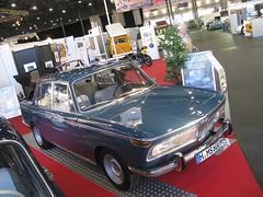BMW 2000 Tilux (nakhon100) Tags: cars 2000 classics bmw bremen neueklasse tilux
