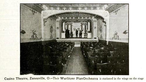 Casino Theatre Zanesville Ohio In 1912 A Photo On Flickriver
