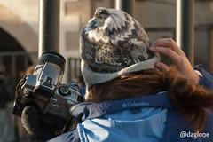 @daglone-0164-01022014 (daglone) Tags: winter cold girl canon canon300d gorro bajo columbia mexican invierno frio formiche