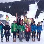 U16 Provincials Day 2 Ladies SG Top 10 PHOTO CREDIT: Gordie Bowles