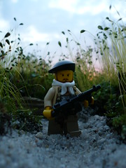 Trench Raider (Rebla) Tags: world 2 war lego wwii trench ww2 raider vision:mountain=0553 vision:outdoor=0989