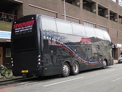 Miles Kane Tour 2014 Starliner Tour Bus (5asideHero) Tags: our coach bravo transport band 7 miles kane starliner sleeper ayats