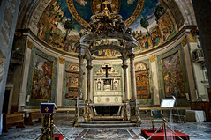 """Santa Croce di Gerusalemme • <a style=""""font-size:0.8em;"""" href=""""http://www.flickr.com/photos/89679026@N00/13488967544/"""" target=""""_blank"""">View on Flickr</a>"""