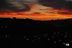 (1BlancaPhotography) Tags: light sky naturaleza sun luz nature landscape photography nikon colours cielo paintingwithlight crepusculo juego fotografía juegosdeluz collores