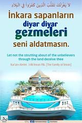 Kerim Kur'an 3-196 (Oku Rabbinin Adiyla) Tags: allah kuran islam ayet ayetler sky sea ocean travel muslim ayah verse god religion bible torah quran