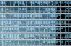 Squares (CoolMcFlash) Tags: urban vienna city austria building modern futuristic pattern raster lines fujifilm xt2 geometry blue windows facade glass stadt wien österreich gebäude futuristisch muster linien geometrie fenster glasfassade fotografie photography front blau reflection spiegelung xf 18135mm f3556r lm ois wr