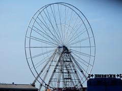 Blackpool... Central Pier Big Wheel (deltrems) Tags: blackpool lancashire fylde coast promenade centralpier bigwheel central pier big wheel
