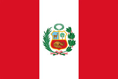 Perú Flag (Peruvian Mountains) Tags: perú symbol flag blanca y roja bandera