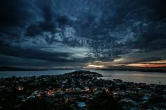 Devonport sunrise, Auckland, New Zealand, March 2017 (bishop.mark95) Tags: sunrise devonport auckland newzealand clouds