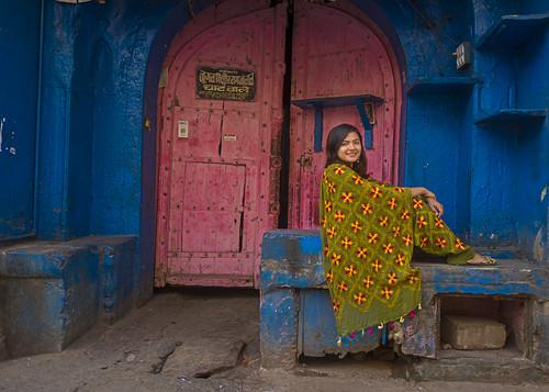 Chandani Chowk girl