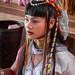 Jeune fille Karen. Myanmar.
