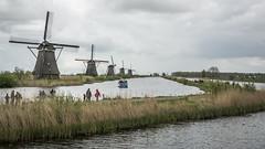 Dutch windmills (Ludo_Jacobs) Tags: dordrecht kinderdijk polder windmolen windmühle mühle molen europe holland nederland netherlands windmill landscape landschaft