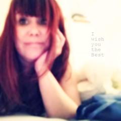 In my mind (nathaliedunaigre) Tags: autoportrait selfportrait femme woman eilahtan carré portrait square blurr flou smile sourire ginger redhead redhair rousse rousseur