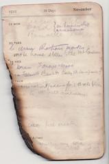 22-28 Nov 1915 (wheresshelly) Tags: ww1 wwi world war 1 australia gallipoli egypt military australian 4th field ambulance anzac morton wilfred