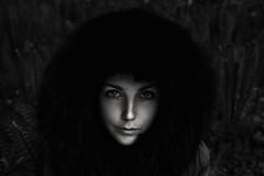 Marlene van He. (Sam ♑) Tags: marlenevanhe sam modelwalk dortmund deutschland portrait frau bw sw schwarz weiss black white people mensch human