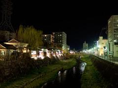 2017.04.05 Matsumoto (180) fr2 (Kotatsu Neko 808) Tags: matsumoto 松本 japan 日本 night river