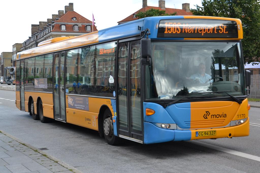 bus jylland københavn