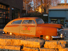 American Pickers (2 of 7) (jimsawthat) Tags: vintageautomobile earlymorning smalltown antique iowa leclaire americanpickers tv