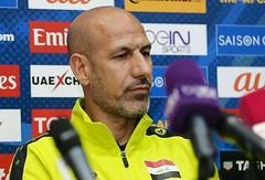 «الأخضر» يطيح بمدرب العراق (ahmkbrcom) Tags: الإمارات التصفياتالآسيوية المنتخبالسعودي المنتخبالوطني اليابان امريكا تايلاند فيسبوك كأسالعالم