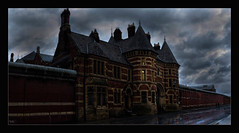 Strangeways Prison (Kev Walker ¦ 8 Million Views..Thank You) Tags: architecture building canon1100d canon1855mm england hdr hmp highsecurity lancashire manchester panorama panoramic prison strangewaysprison