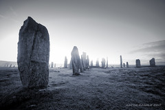 Serendipity's day off (SkyeBaggie) Tags: callanishstones isleoflewis hebrides lewis callanish stone circle light landscape canon