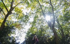 Andreia 🌿 (xanocaa) Tags: nature landscape forest park white green yellow orange blue sky summer autumn fall spring sun sunny andreia people portrait travel trees leaves caldas rainha leiria marinha grande portugal europe trip hair face pink black flicker alexandra canon eos 60d 50mm f14