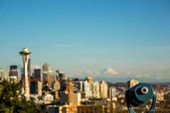 View Finder - Seattle (Rohan Mhatre) Tags: 5dmarkii america blue hour building canon city colorphotoaward downtown dusk explore explored grunge light night noche noctambule nocturne nocturnes northwest nuit pacific puget sound scenery seattle sky skyline skyscraper sunset tower town twilight usa view vista washington architecture outdoor mt rainier