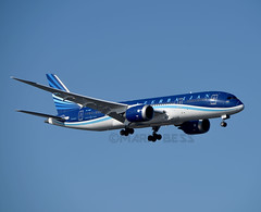 VP-BBR2 (MAB757200) Tags: azal azerbaijanairlines havayollari fizuli b7878dreamliner landing runway04r jetliner jfk boeing aircraft airplane airlines
