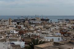 Médina et port de Sousse (Pascale Jaquet & Olivier Noaillon) Tags: vuedensemble médina port sousse gouvernoratdesousse tunisie tn