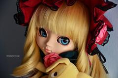 8 Years | Pullip Shinku RMT (·Kumo~Milk·^^) Tags: shinku rozenmaiden rozenmaidentraümend pullip eyelashes obitsu rewigged wig gloss stock stockoutfit kunkun junplanning groove