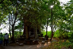 "Kotramangalam Vishnu Temple (Ruined) @ Lalgudi Taluk- Trichirapalli District (Kalai ""N"" Koyil) Tags: nikon d 5200 18140mm kalainkoyil kotramangalam vishnu temple lalgudi taluk trichirapalli district tamilnadu southindiantemple architecture"