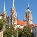 München - Kirche Sankt Paul (2)