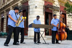 17436721_m (photo2redbeans) Tags: cuba habana havana america art artist attraction band caribbean city cuban cultural culture group hispanic holiday latin latinamerican maraca music musician old people performer person playing saxophone senior sound street tourism tourist touristic traditional travel tropical typical urban vacation live instrument artistic concert jazz holidat man show elderly vieja
