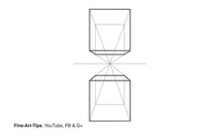 1 Point Perspective in Drawing - Simplified - Very Easy Tutorial (fineart-tips) Tags: art finearttips drawing leonardopereznieto artistleonardo vanishingpoint tutorial