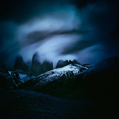 ƒlow (Andrew J Lee) Tags: patagonia chile infrared longexposure mood light flow