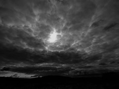Dark sky (tobymeg) Tags: scotland dark clouds sky grey lotus hill panasonic dmcfz72