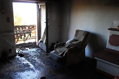HausBrand065 (hgyx) Tags: feuer brand zerstörung erkalten spuren