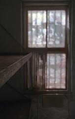 Haunter Jail #3 (PositiveAboutNegatives) Tags: leica leitz leicaflexsl film analog fuji iso1600 colornegative gilchristcountyjail coolscan trentan florida prison closed shutdown lockup haunted ghosts 35mmelmarit