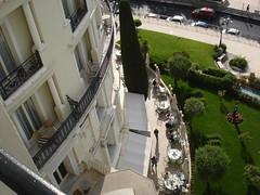 Breakfast (rrodriguez16) Tags: rarb1950 hotel breakfast jardín garden desayuno de paris montecarlo monaco