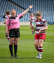 Murrayfield Wanderers Ladies V Jordanhill-Hillhead  BT Final 1-206 (photosportsman) Tags: murrayfield wanderers ladies rugby bt final april 2017 jordanhill hillhead edinburgh scotland sport