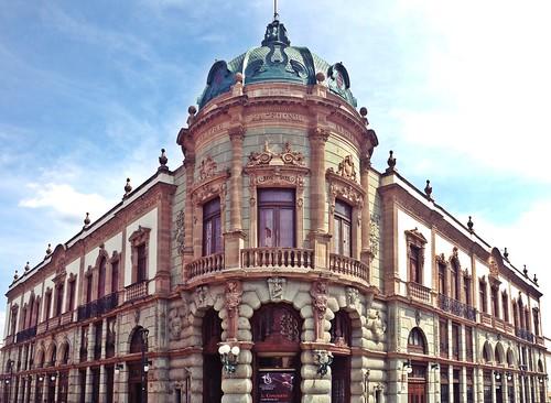 Teatro Macedonio Alcalá