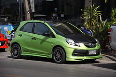 Honda Brio Spoon Sport i-VTEC (D70) Tags: honda brio spoon sport ivtec the city car produced sold india thailand south africa indonesia philippines introduced 2011 launched march ayutthaya plant