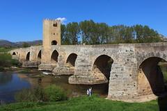 Frías (Burgos). (María Grandal) Tags: puente frías burgos castilla españa spain europa europe