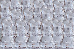 ... next year's batch ... (jane64pics) Tags: 52weeksof2017 week17 easter bunny easterbunny mould janefriel janefriel2017 creative pattern repetition
