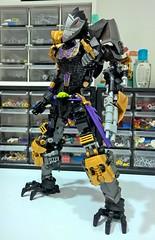 karas2.0 (chubbybots) Tags: lego bionicle herofactory chima